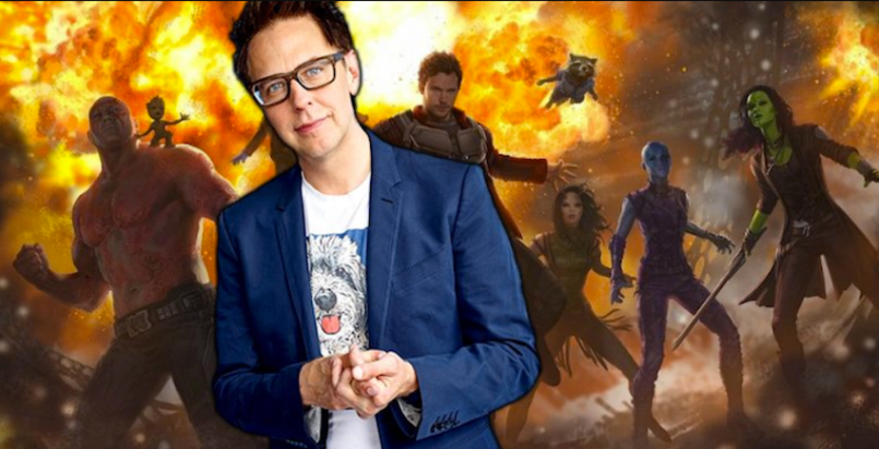 James Gunn Guardians of the Galaxy 3 Fired Disney