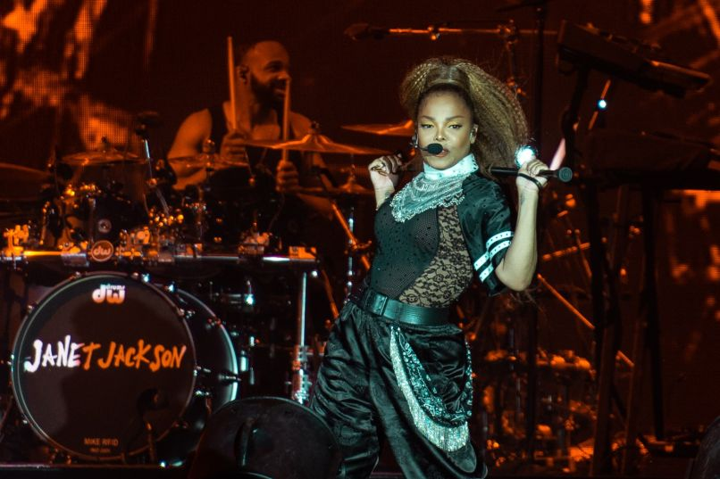 Janet Jackson, Panorama 2018, photo by Julia Drummond