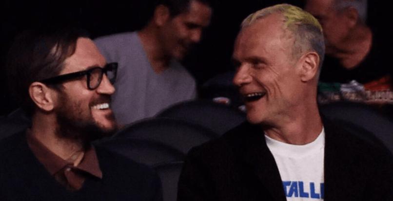 Former Red Hot Chili Peppers guitarist John Frusciante