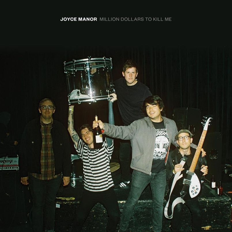 joyce manor new album million dollars