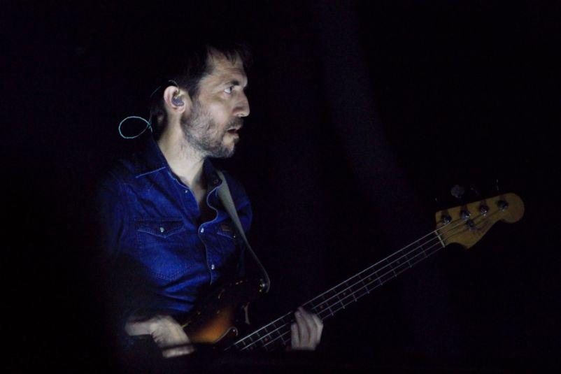 Radiohead, photo by Heather Kaplan
