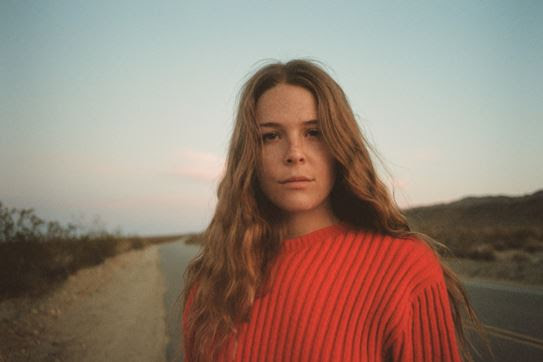 maggie rogers give a little new song