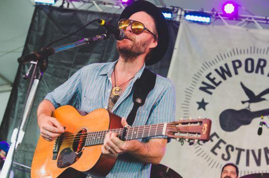 Newport Folk Festival Hiss Golden Messenger 2018 Ben Kaye