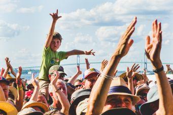 Newport Folk Festival 2018, photo by Ben Kaye