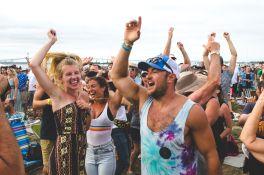 Newport Folk Festival Crowd 2018 Ben Kaye