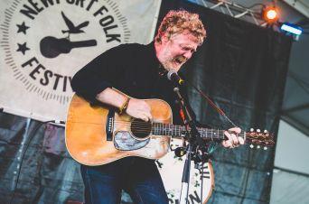 Newport Folk 2018 Ben Kaye-Glen Hansard 2