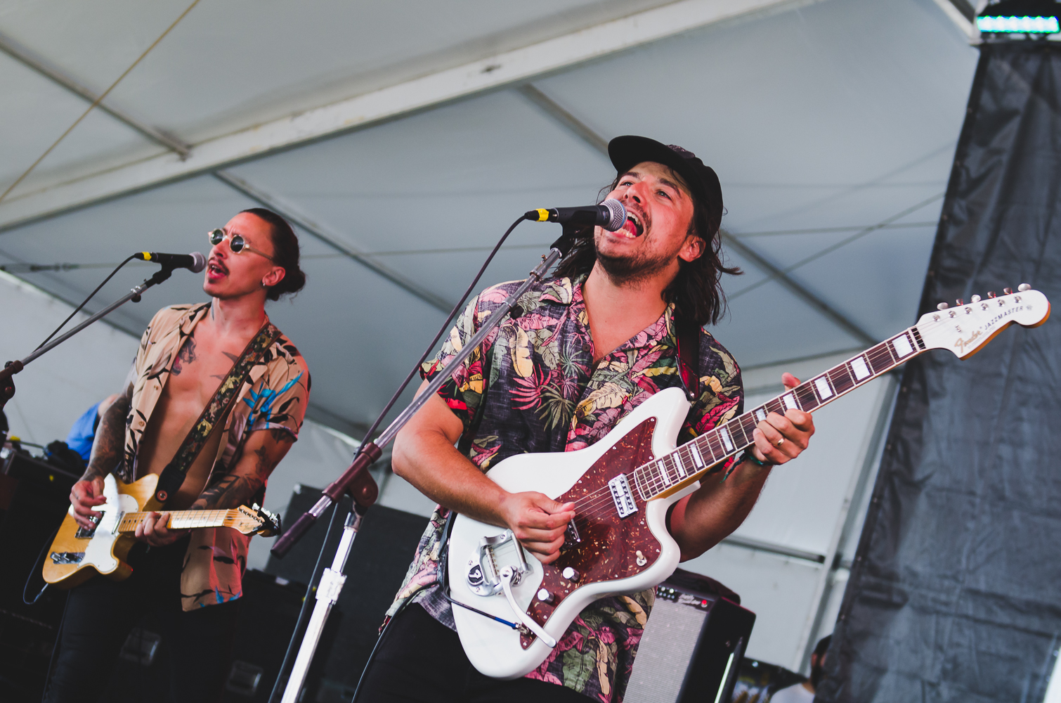 Newport Folk Festival 2018 Ben Kaye-Glorietta Matt Vasquez Noah Gunderson