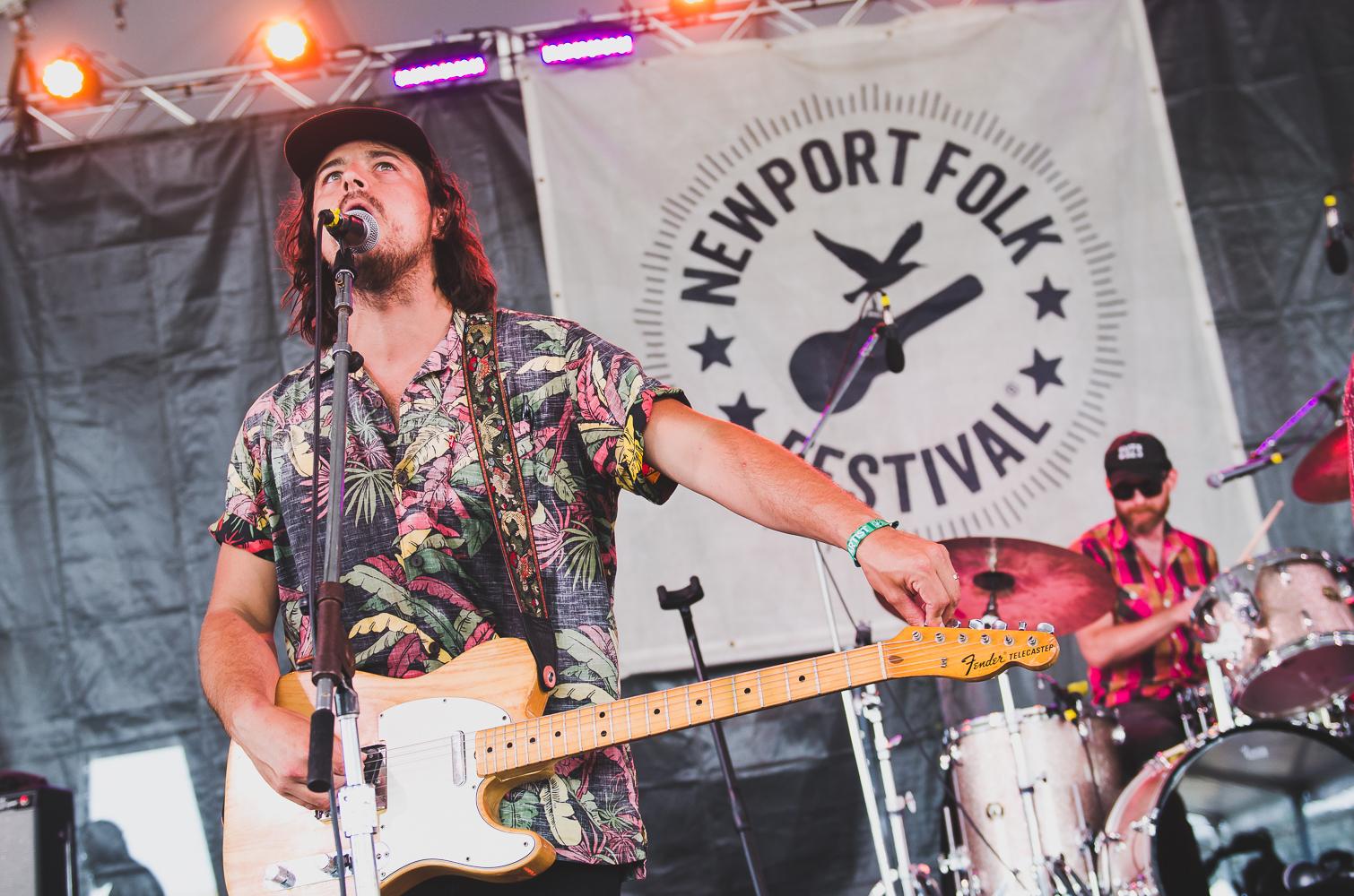 Newport Folk Festival 2018 Ben Kaye-Glorietta Matt Vasquez