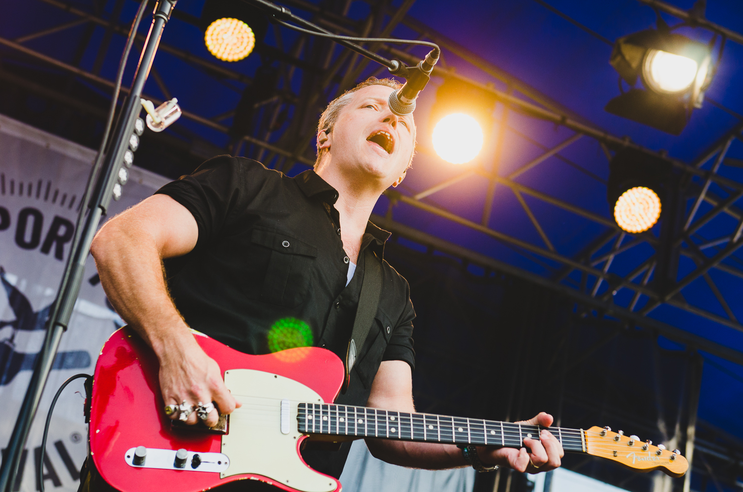 Newport Folk Festival 2018 Ben Kaye-Jason Isbell
