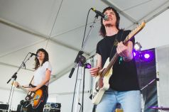 Jen Cloher, Newport Folk Festival 2018, photo by Ben Kaye