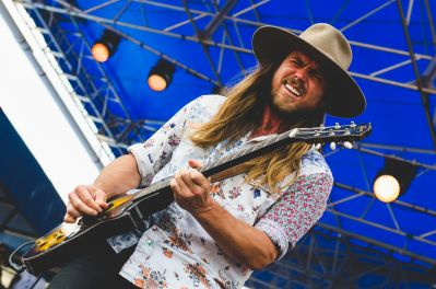 Newport Folk 2018 Ben Kaye-Lukas Nelson and Promise of the Real 1