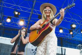 Newport Folk 2018 Ben Kaye-Margo Price 2