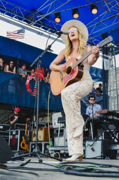 Newport Folk 2018 Ben Kaye-Margo Price 3
