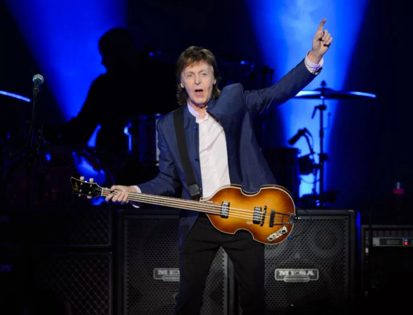 Paul McCartney announces 2018 Freshen Up Tour | Consequence