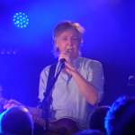 Video Paul McCartney returns to Liverpool's Cavern Club