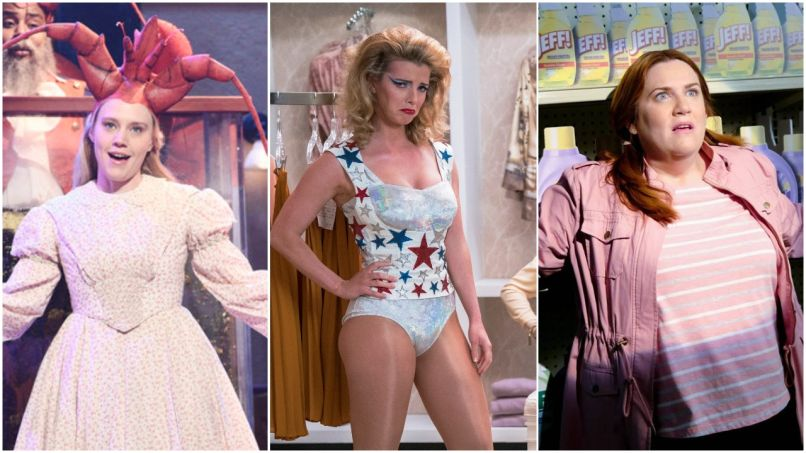 Kate McKinnon Betty Gilpin Donna Lynne Champlin