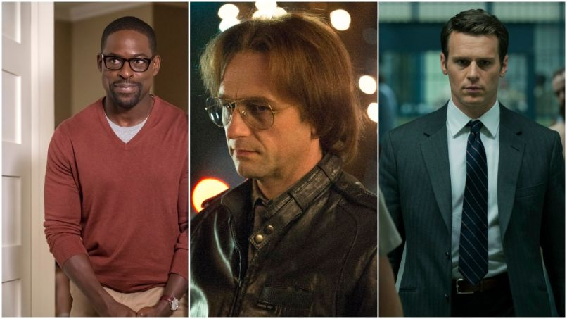 Sterling K. Brown, Matthew Rhys, Jonathan Groff