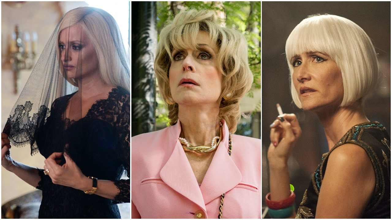 Penelope Cruz, Judith Light, Laura Dern