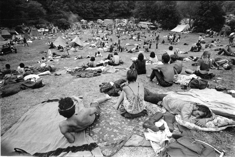 Powder Ridge Rock Festival (Hartford Courant)
