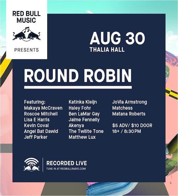 red bull music round robin
