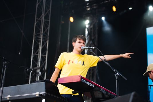 Rex Orange County, Panorama 2018, photo by Julia Drummond