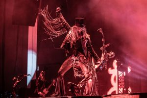 In Photos: Rob Zombie and Marilyn Manson Scorch New Jersey's