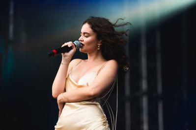 Sabrina Claudio, Panorama 2018, photo by Julia Drummond