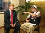 sacha baron cohen donald trump university