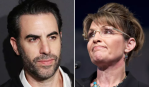 Sacha Baron Cohen Sarah Palin pissed who is america showtime Dr. Billy Wayne Ruddick Jr.