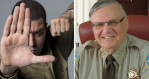 Sacha Baron Cohen Sheriff Joe Arpaio Who is America Duped Interview Prank
