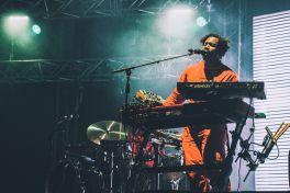 Sampha, NOS Alive 2018, Portugal, Photo by Lior Phillips