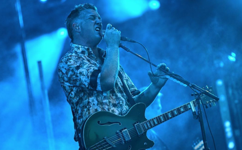 Queens of the Stone Age, Mad Cool Festival, Madrid, photo by Andrés Iglesias