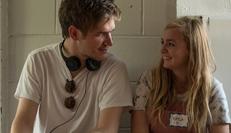 Bo Burnham and Elsie Fisher, Eighth Grade, A24