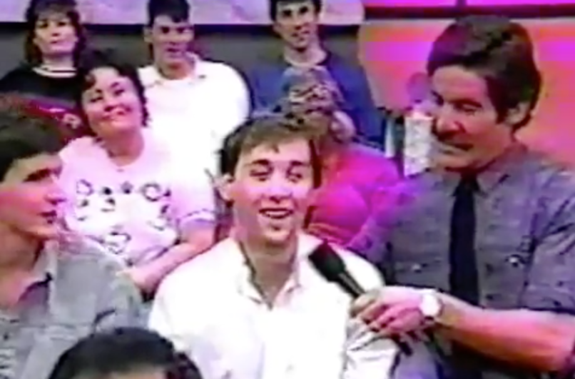 Ken Marino, David Wain, and Geraldo Rivera
