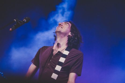 Snow Patrol, NOS Alive 2018, Portugal, Photo by Lior Phillips