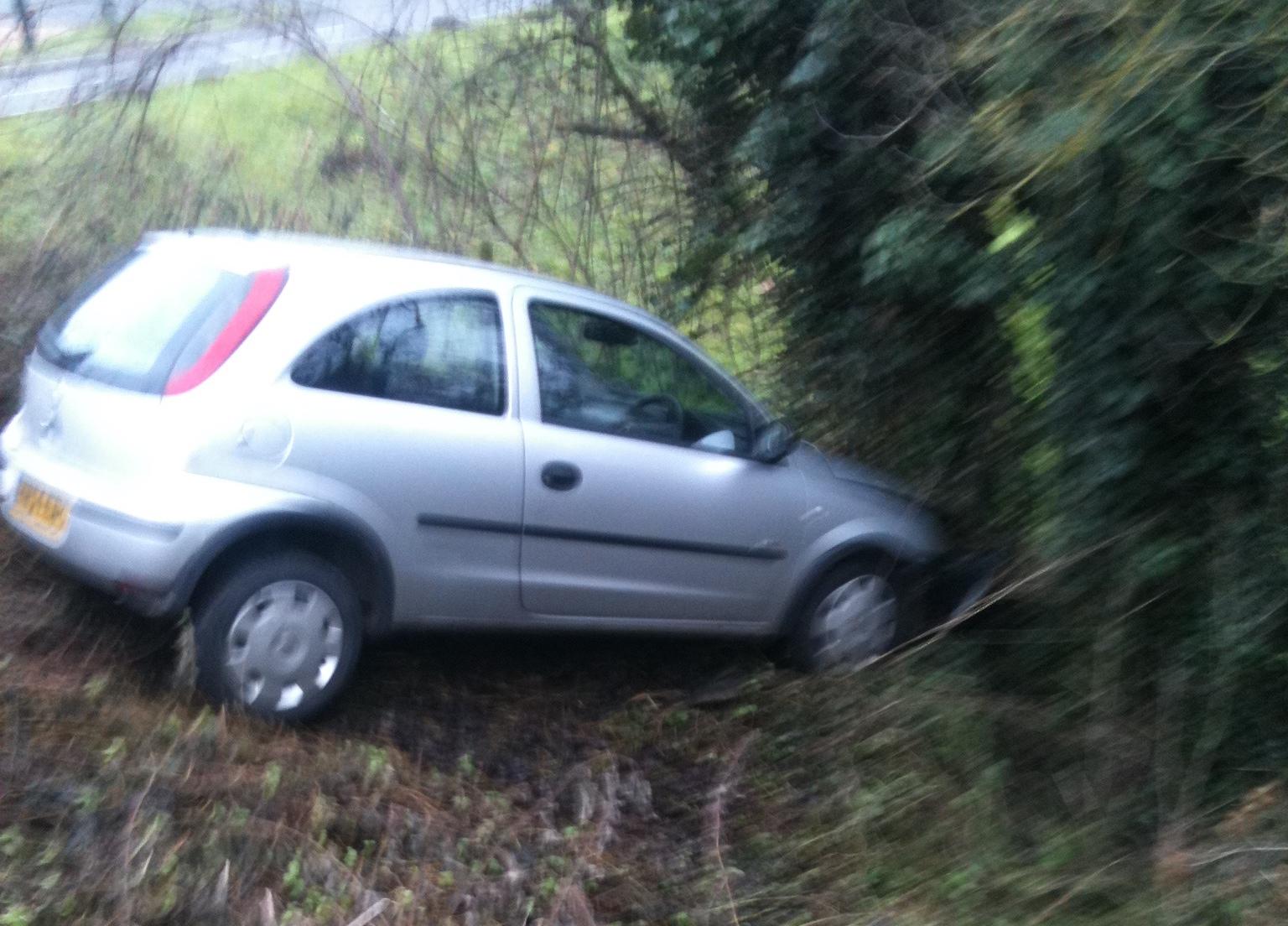 Strange Boy Suburbia Origins danger and excitement car crash