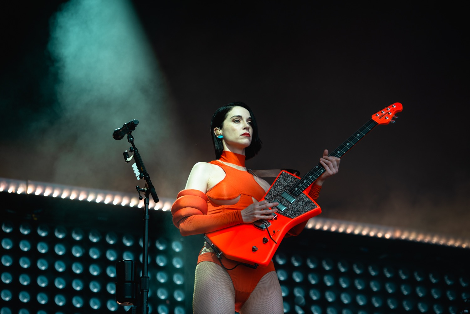 St. Vincent, Panorama 2018, photo by Julia Drummond