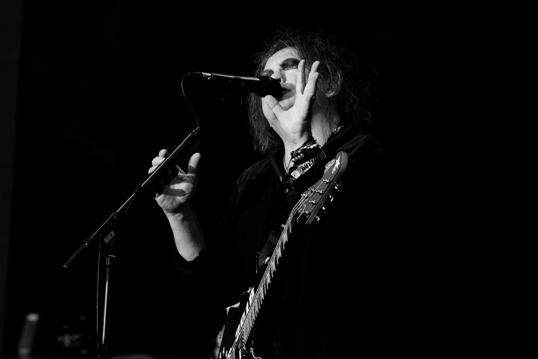The Cure, photo by Debi Del Grande