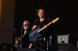 The Cure, Debi Del Grande, Smiling, New Album