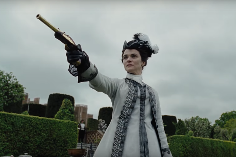 The Favourite (Fox Searchlight)