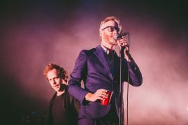 The National, NOS Alive 2018, Portugal, Photo by Lior Phillips