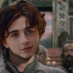 Timothée Chalamet cast in Dune