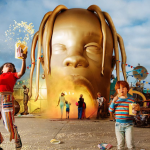 Travis Scott reveals Astroworld album artwork