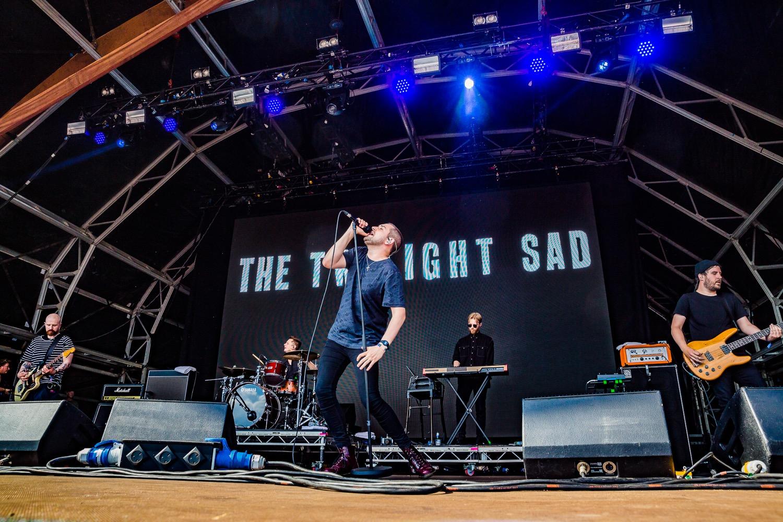 The Twilight Sad, photo by Debi Del Grande