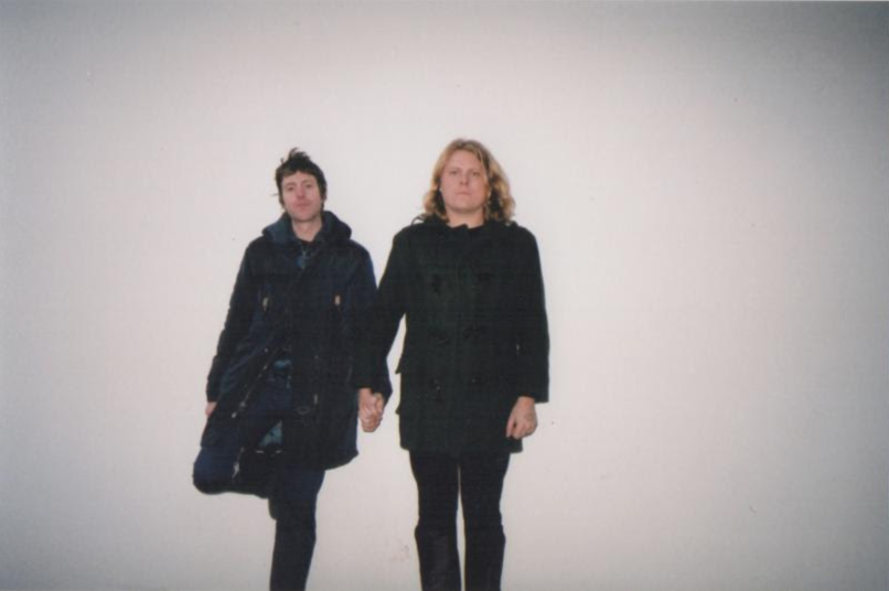 Ty Segall and White Fence, photo by Jessica Niles Collaborative Album Joy Holding Hands Stream