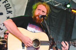 Newport Folk Festival Ben Kaye Tyler Childers