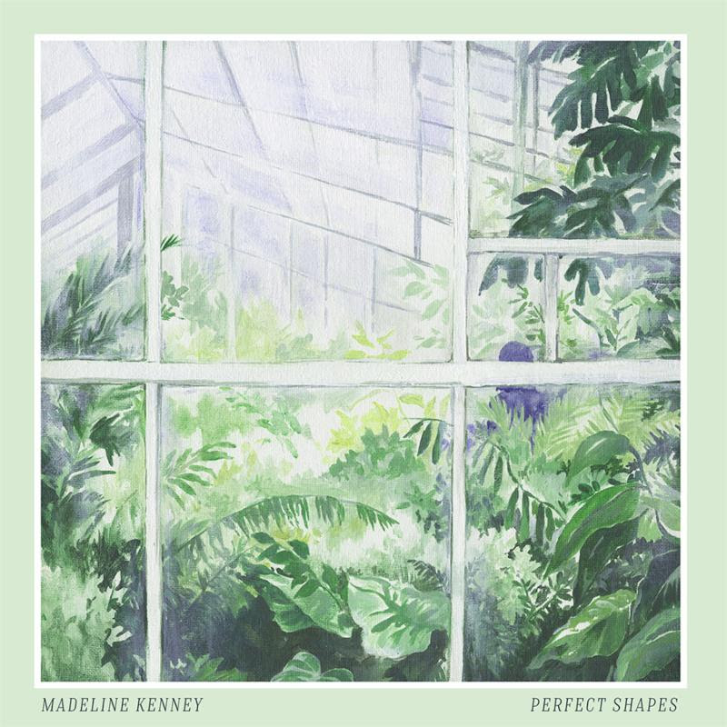 Perfect Shapes Madeline Kenney window green