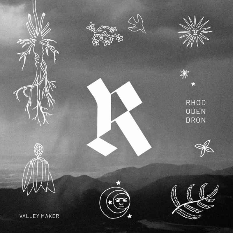 valley maker rhododendren album art