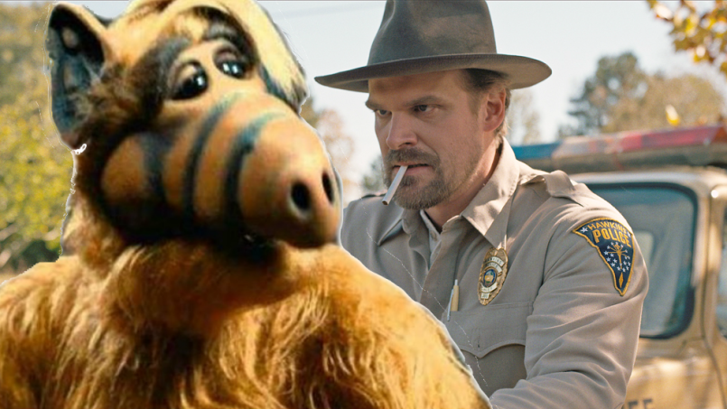 alf hopper Lets Be Honest, ALF Should Just Join Stranger Things