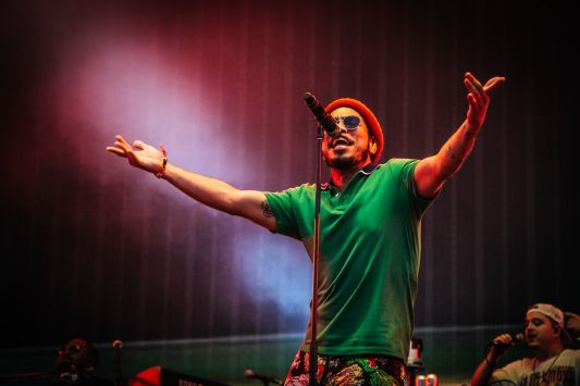 Anderson .Paak, Osheaga 2018, photo by Lior Phillips